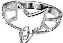 Guess smykker / Flotte smykker fra merket GUESS som selges via Zendesign.no