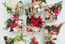 Gifts + Wrapping / Gifts // hampers // Wrapping