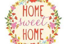 Home Sweet Home ❤️ / Ideen für unser neues Zuhause / by Anna