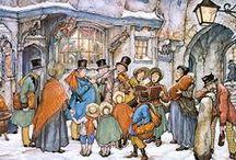 Kerstmarkt in Keppel