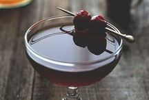 Cocktail Recipes / A collection of our favourite cocktail recipes.