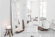 Interiors / Interiors, bright interiors, home decor, bedroom, kitchen, nordic style, white and gray decor, home ideas, bedroom, Scandinavian style homes, interiors, interior and home decor, bright decor.