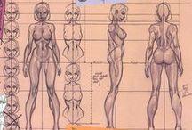 referência para desenho