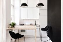 Little House Inspo / Kitchen | Dinning | Lounge Inspo for a smaller house/ apartment