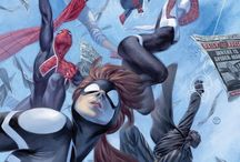 Spider-Verse / All the citizens of the spider-man world