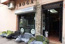 Nuestra Tienda/Fishing's Shop / Nuestra tienda de pesca y turismo fluvial en Extremadura
