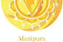 3 chakra Manipura Solar Plexus