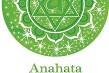 4 chakra  Anahata Heart