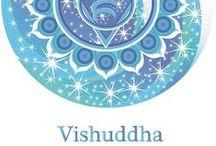 5 chakra Vishudda Throad