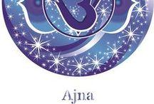 6 chakra Ajna Third Eye