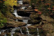Waterfalls of North Carolina