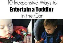 Travel entertainment for kids /