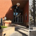 Neal Unger, 62-Years-Old, Breaks Skateboard´s Rules In California