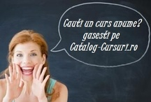Portal de cursuri  / Catalog-Cursuri.ro este cel mai complex portal de cursuri si cariera. Resursa de incredere pentru cei interesati de dezvoltare personala si profesionala