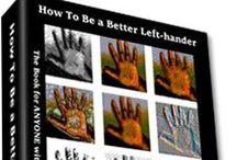 Left-handed eBooks / Visit Left-handersInternational.com for Left-handed eBooks #LefthandersIntl - http://Left-handersInternational.com