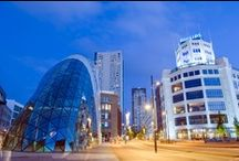 Landmark buildings / Architectuur in #Eindhoven #040