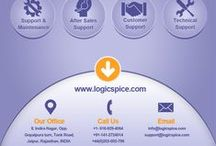 Banners / LogicSpice banners