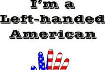 Left-handed Shop / Unique and Original designs never before seen and now available for any left-hander worldwide. http://www.Cafepress.com/lefthanded #LefthandersIntl - http://Left-handersInternational.com