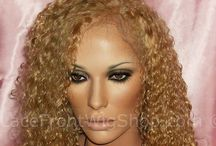 Lace Wigs and Hair / This board will showcase the versatility of human hair Lace wigs. Lace wigs are a great for those who prefer high quality wigs that look natural. They can be customized to your specifications. View my pins to get lace wig ideas or to send to your lace wig supplier to demonstrate what you want.