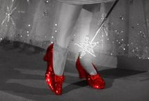 Red Glamour - for Dorothy
