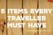 Travel Tips / The best travel tips to help you get the most out of your travels. Plan, dream and enjoy.  / by FamilyFoodandTravel