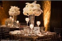 Wedding Themes | Old Hollywood Glamour / Glamour and luxury the old fashioned way