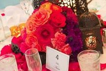 Wedding Themes | Moroccan Inspired / Moroccan inspired wedding details