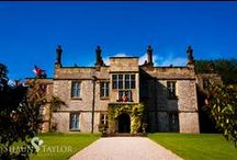 Wedding Venues | Derbyshire / Wedding venue inspiration by English county