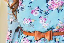 Fashion - Spring & summer / Summertime!