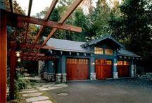 Custom garage exterior / Custom Detached Garage