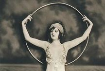 Circus, carnivals, burlesque & freaks! / by Jena Douglass