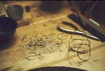 workshop/atelier/jeweler / www.takk.pl #takk #antenna #jewlery
