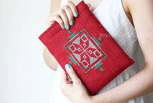 Tablet&Phone cases / My works.Handmade gadget accessoriest and more.Hand embroidery.