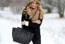 Fashion - Winter outfits / Insperation for those cold cold days