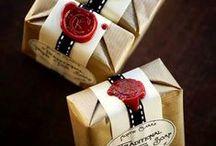 Great Packaging Ideas / Great packaging ideas from around Pinterest