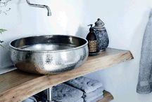 bathroom / Tutze.nl - bathroom - badkamer - interieur - interior - bad - textiel - lifestyle