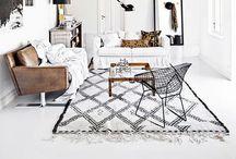 interior / Tutze.nl - interieur - meubels - black and white - basics - wonen - woonkamer