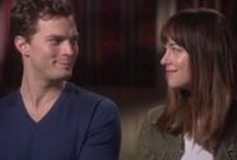 Fifty Shades - Cast / Dakota Johnson, Jamie Dornan and others