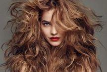 Сьемка / волосы