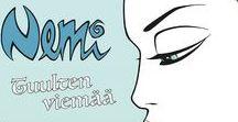 Nemi / Nemi-albumien kansia