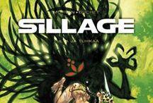 Sillage / Sillage-albumien kansia