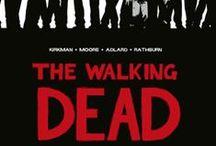 Walking Dead / The Walking Dead -sarjakuvien kansia