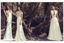 Spiros Stefanoudakis / Wedding Dress / Bridal Collection  S/S 2015 - Athens
