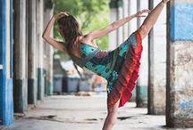 Tanec (Inšpirácie na fotenie)