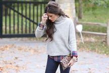 Fashion - Flared jeans
