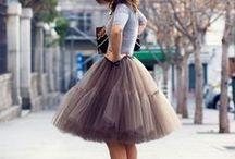 Fashion - Tutu outfits
