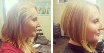 Bobs/Lobs / Bobs, long bob, angled bob, asymmetric bob haircuts