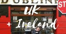 Discover UK + IRELAND / Follow this board to find tip, tricks, advice, and best places to visit when you travel to the UK and Ireland. Use this board to fuel your UK and Irish wanderlust and curate your ultimate UK and Ireland bucket list.