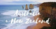 Discover AUSTRALIA + NZ / Follow this board to find tip, tricks, advice, and best places to visit when you travel to Australia and New Zealand. Use this board to fuel your Australian and New Zealand wanderlust and curate your ultimate Australia and NZ bucket list.