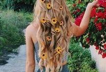 Long wavy hair inspiration